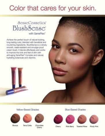 BlushSense