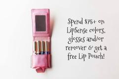 lip pouch